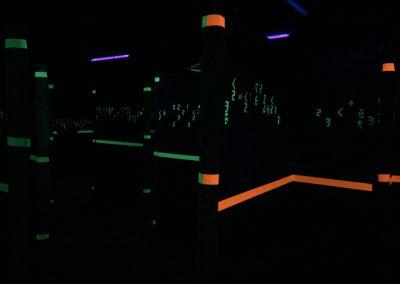 laser game dettaglio