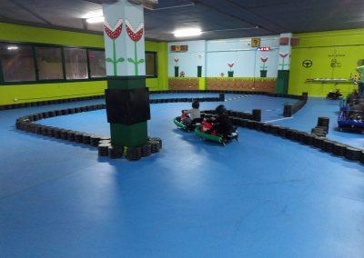 crazy kart corsa