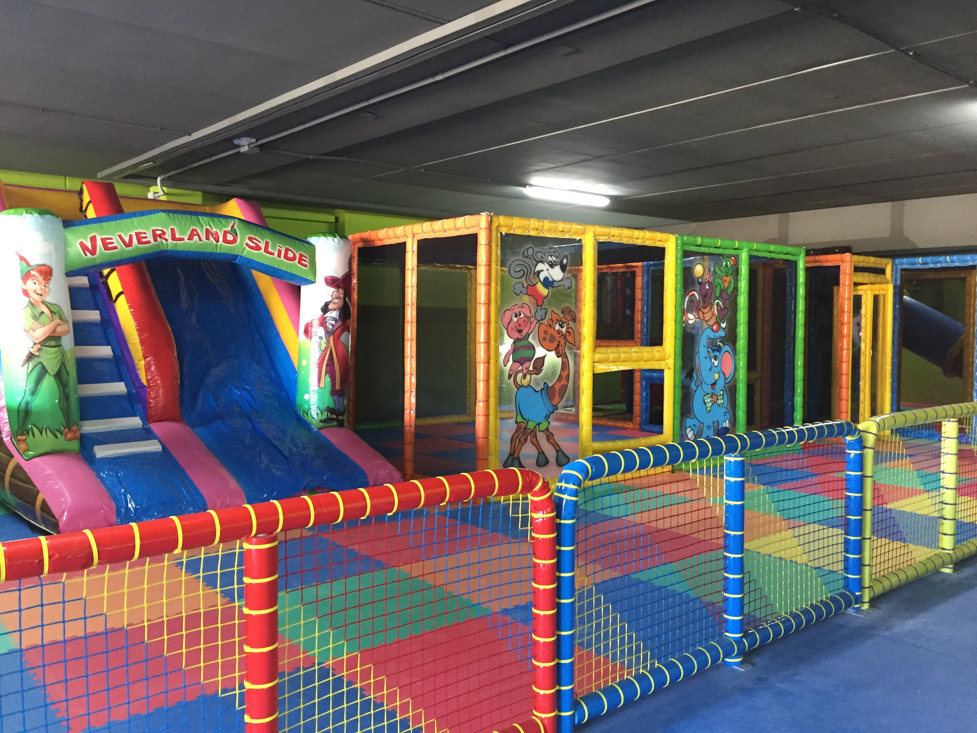 playground bimbi dettaglio
